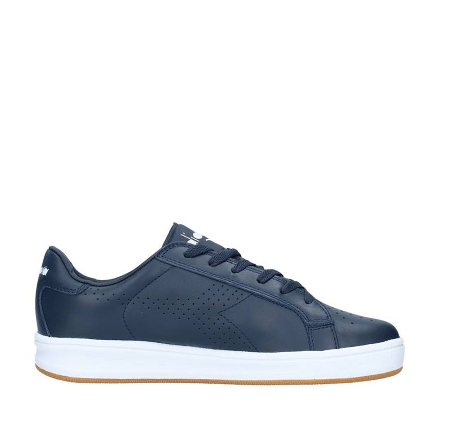 Diadora Shoes Man low BLUE 501.173704