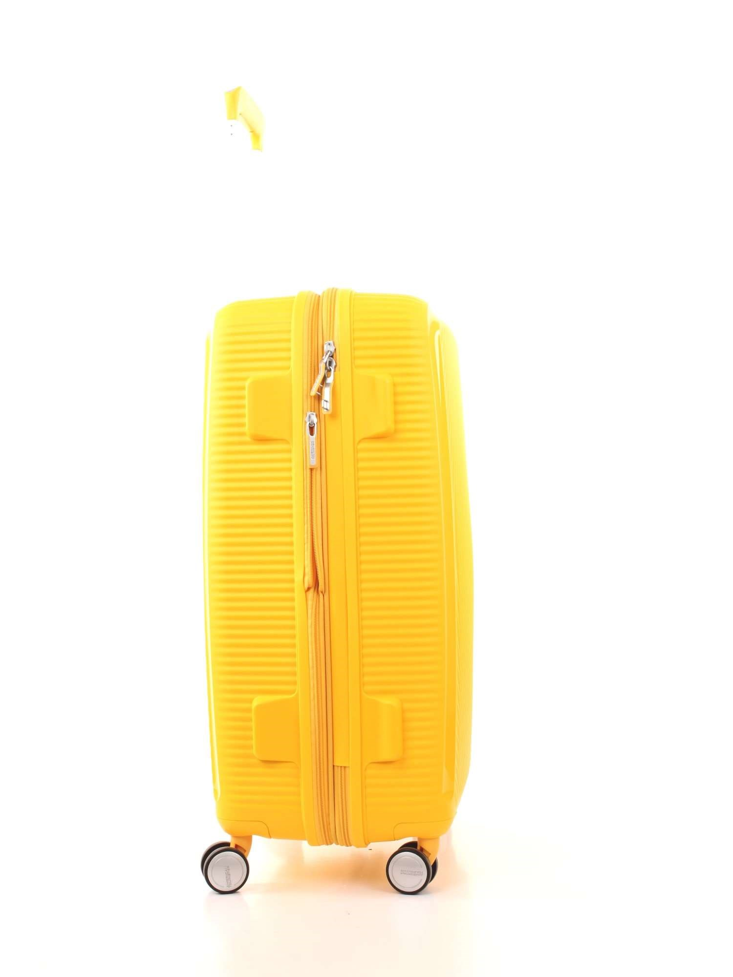 American Tourister Bags suitcases Middle YELLOW 32G006002