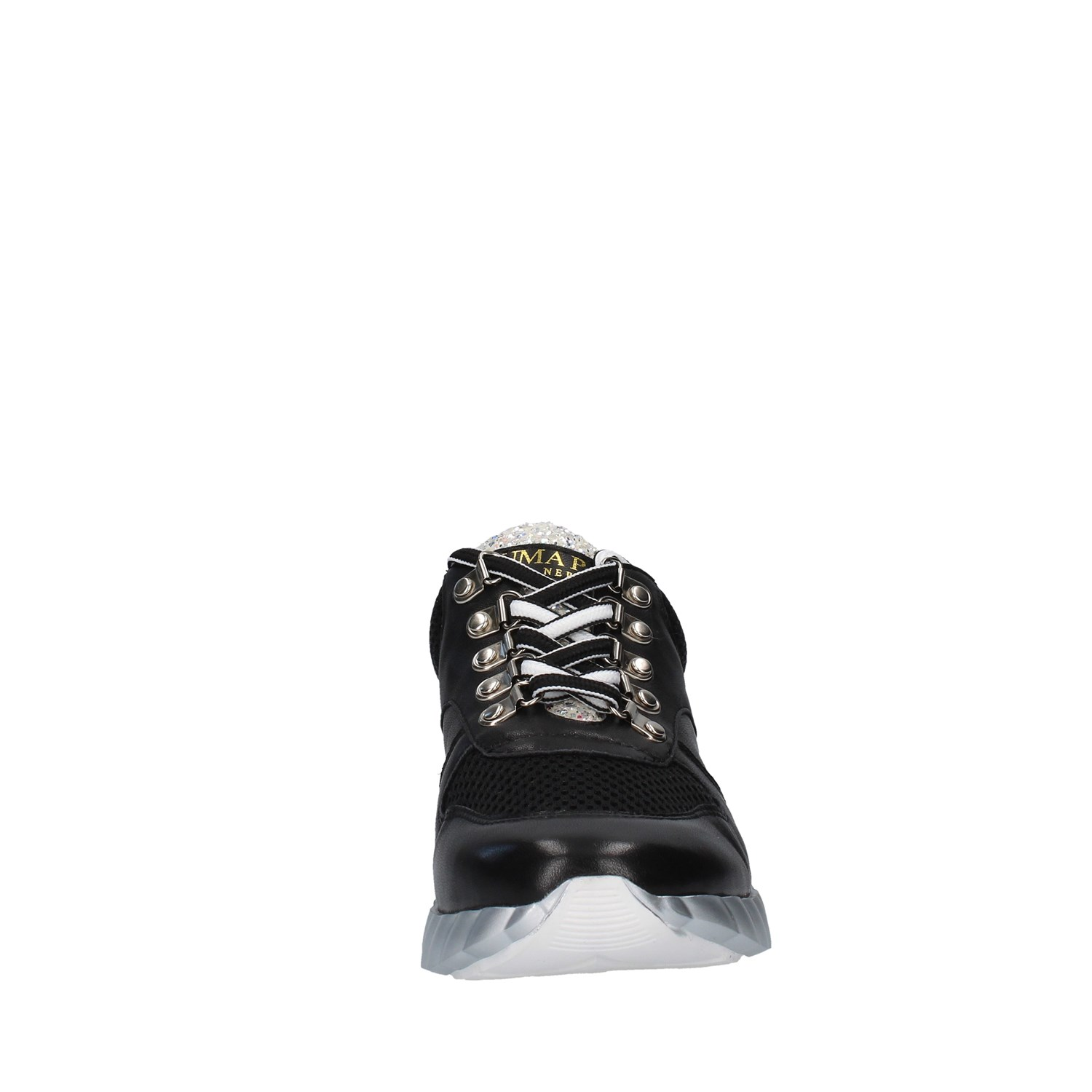 Umaparker Shoes Woman With wedge BLACK 010119LTH