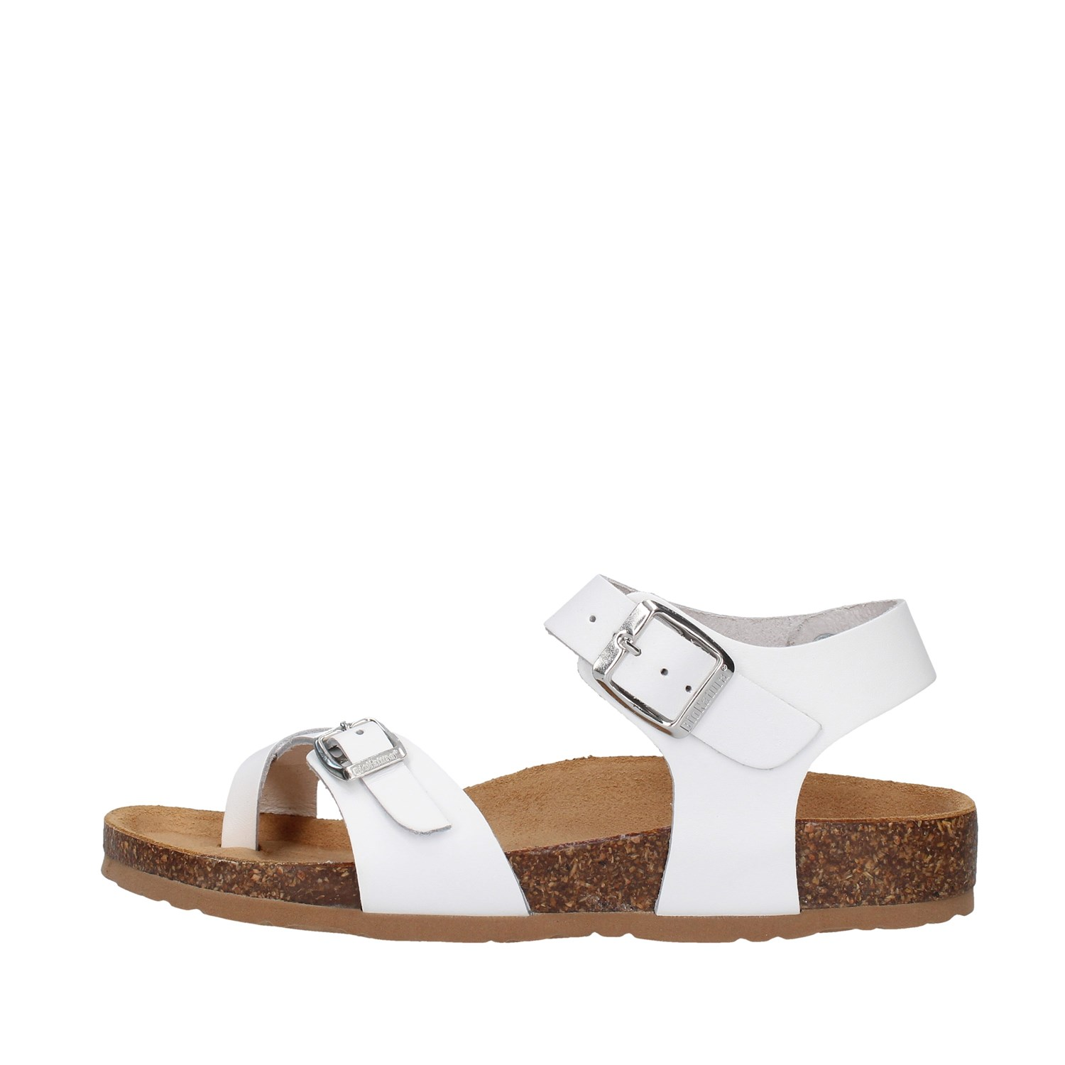 Bionatura Shoes Woman With wedge WHITE 05A678