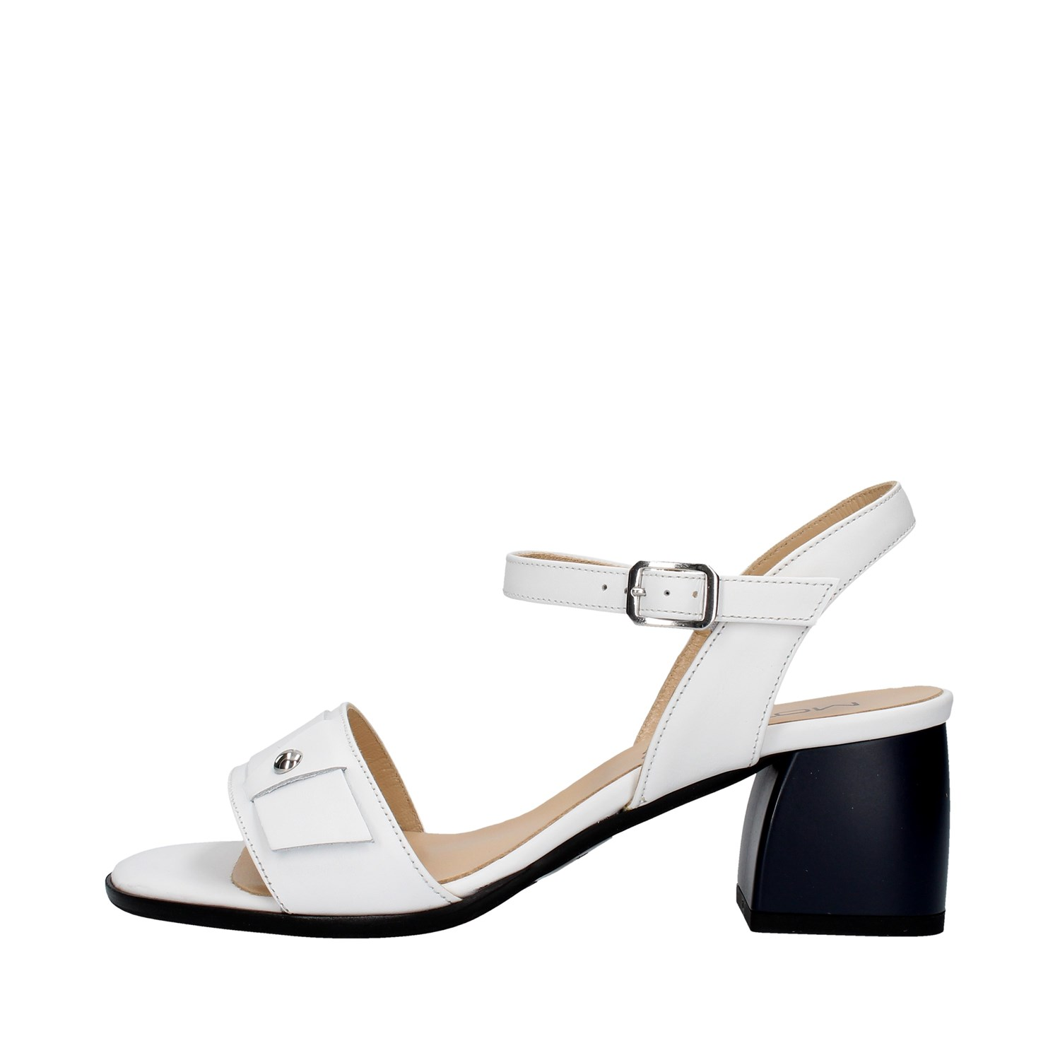 Mot-cle' Shoes Woman With heel WHITE DS0232C
