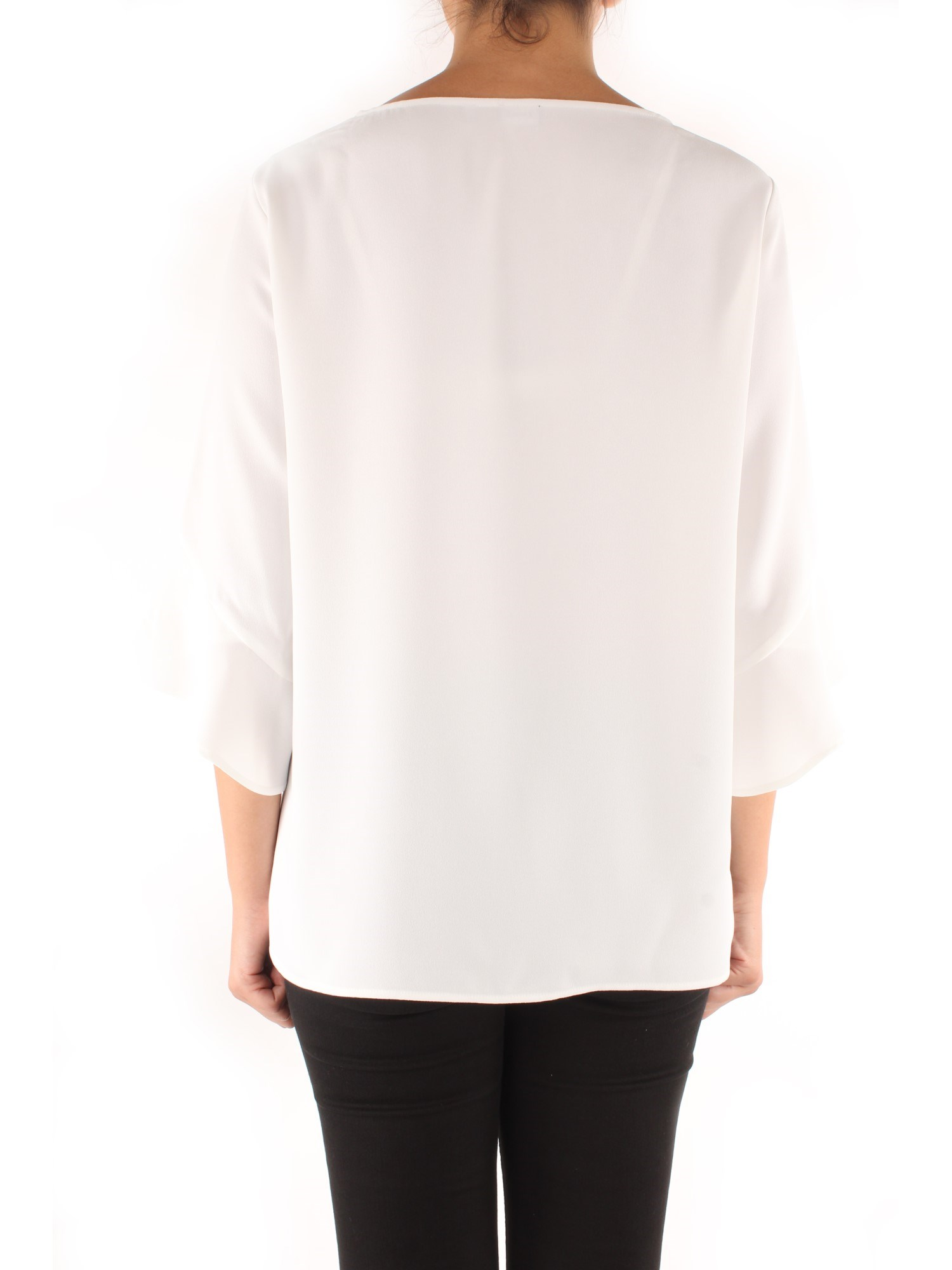 Emme Di Marella Clothing Women Jerseys WHITE CAROTA