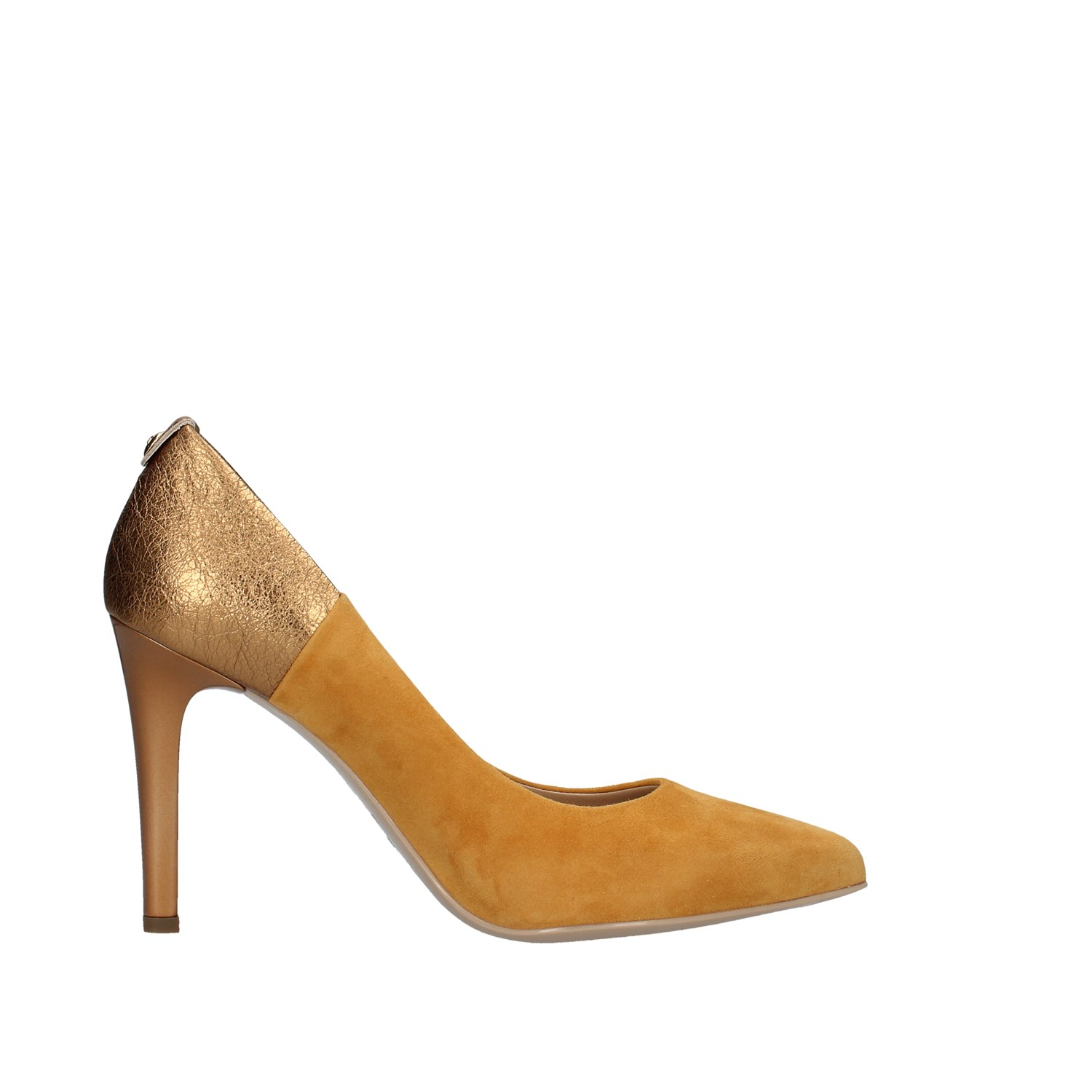 Nero Giardini Shoes Woman Decolletè YELLOW A909330DE