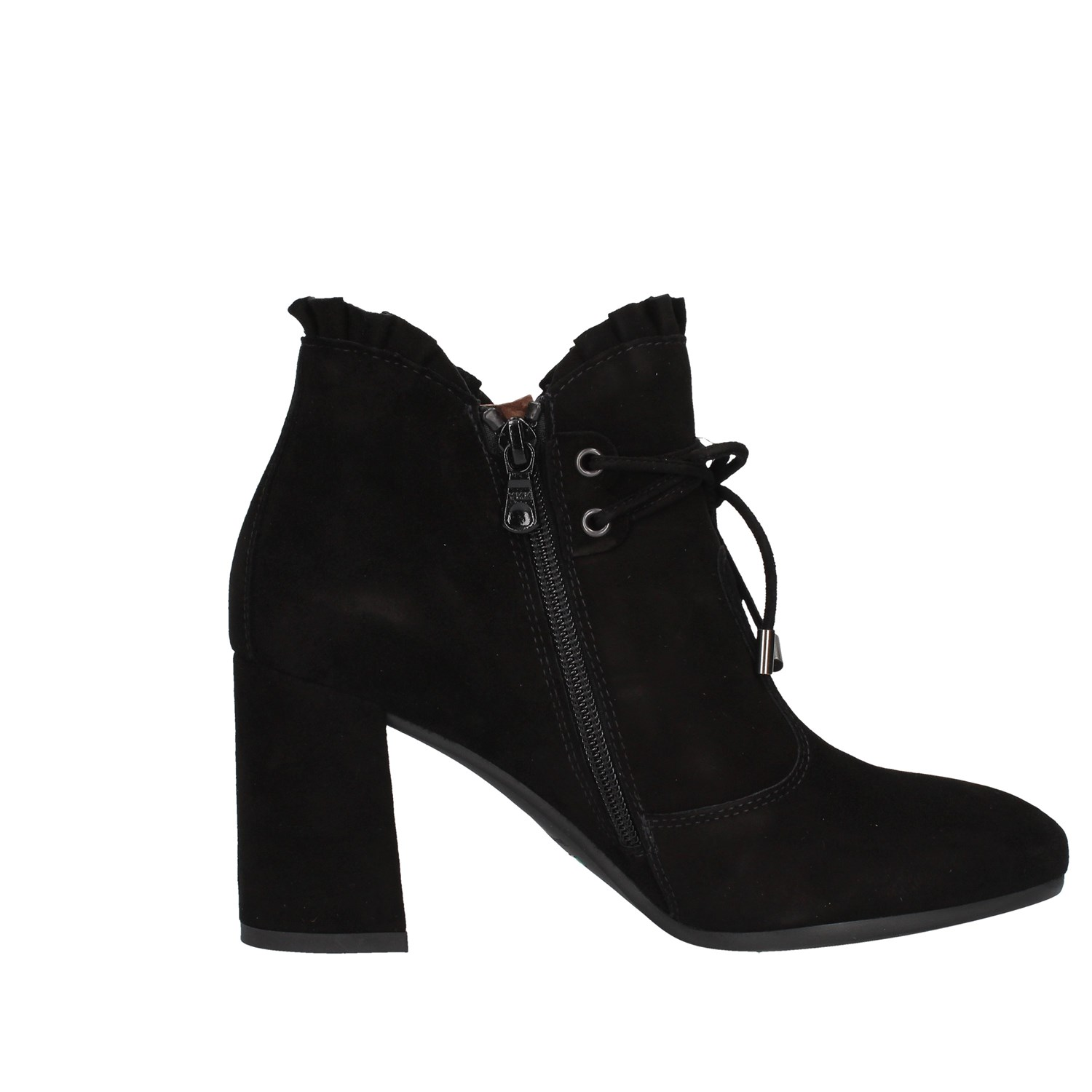 Nero Giardini Shoes Woman boots BLACK A909431DE