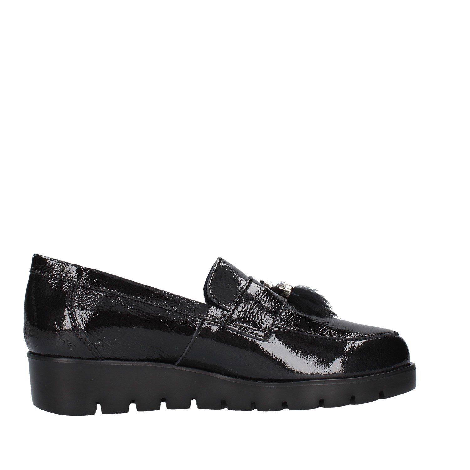 Callaghan Shoes Woman Loafers BLACK 89853