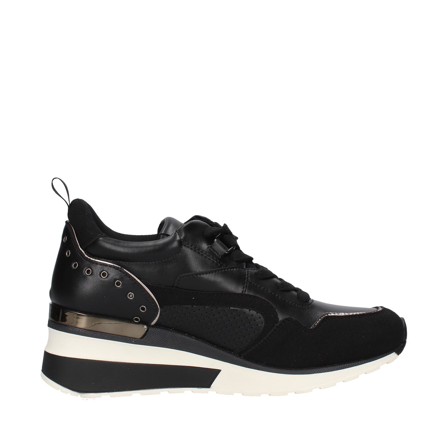 Gattinoni Roma Shoes Woman low BLACK PINLM0933WS