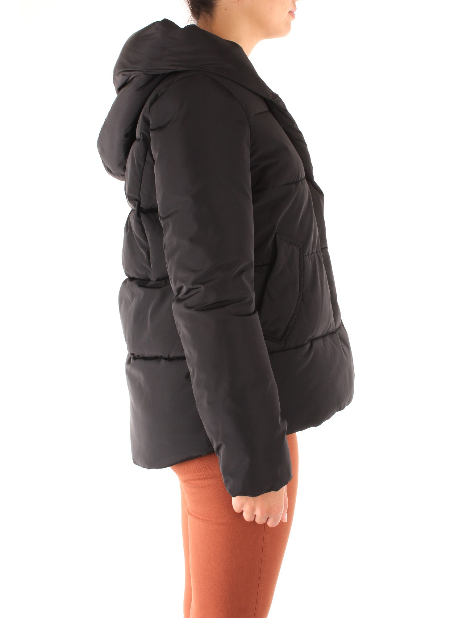 Penn-rich By Woolrich Clothing Women Outerwear BLACK WYCPS0585