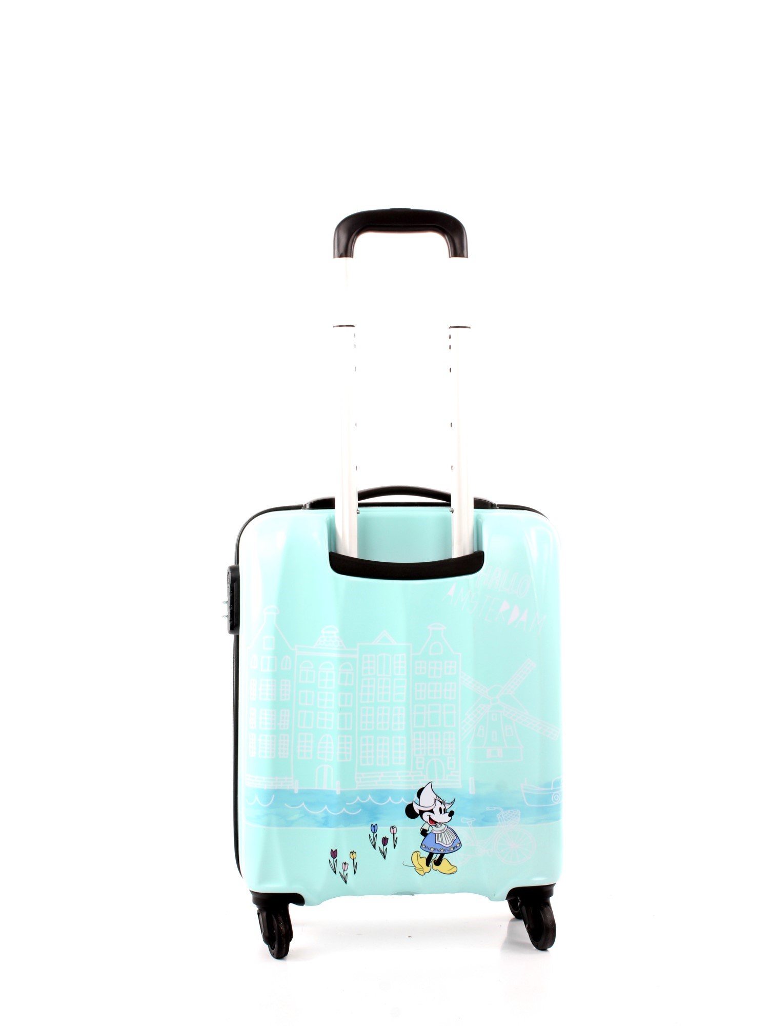 American Tourister Bags suitcases By hand GREEN 19C004019