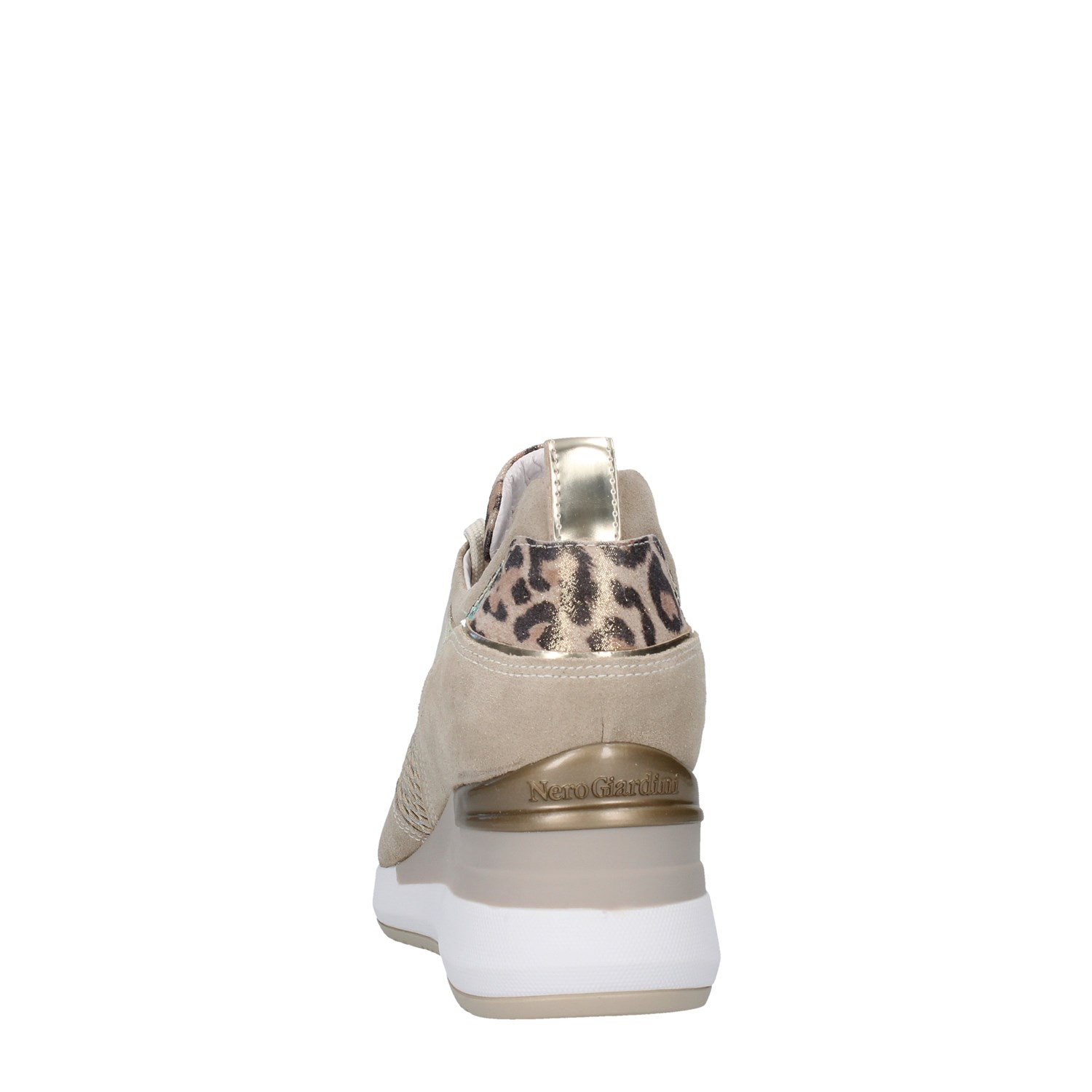 Nero Giardini Shoes Woman With wedge BEIGE E010462D