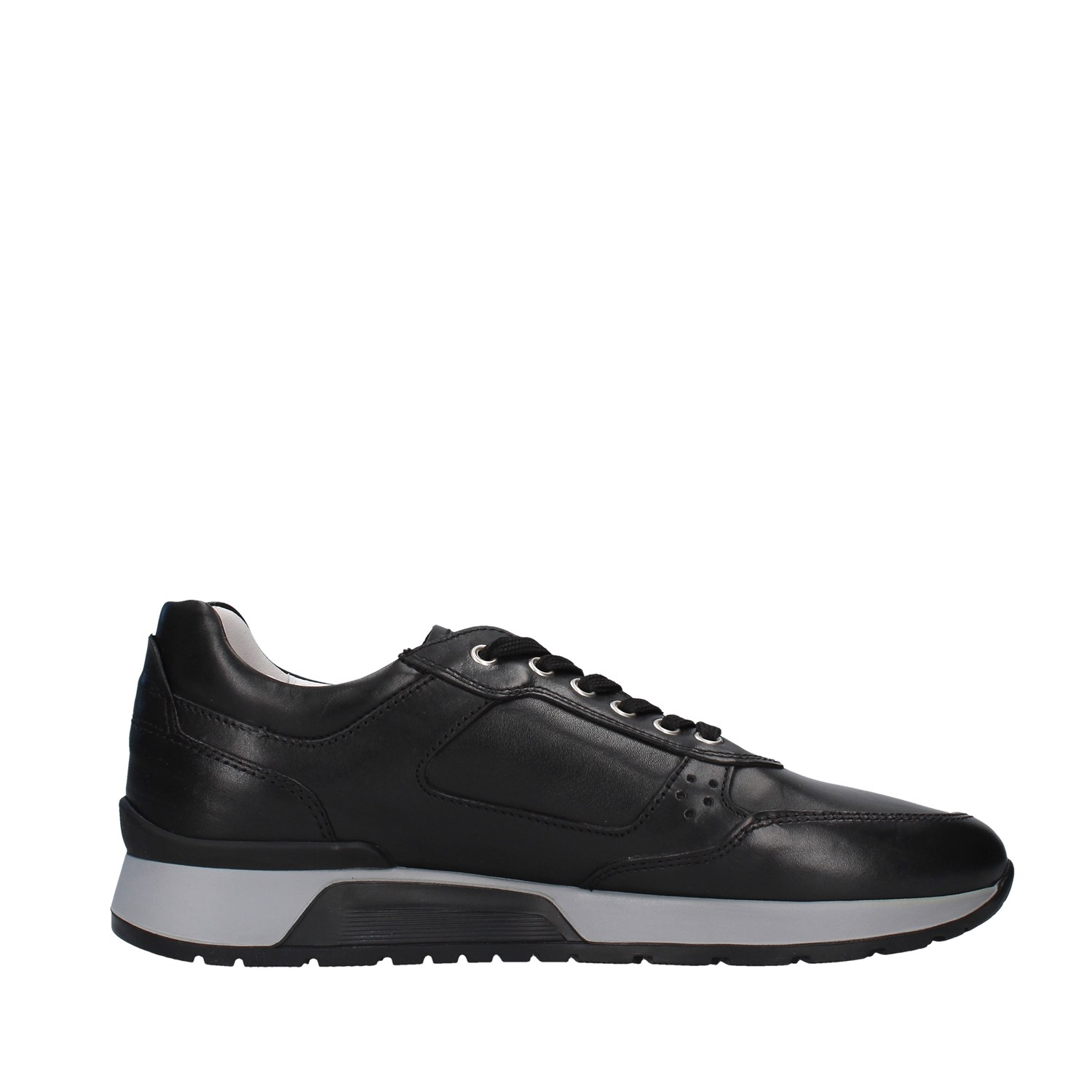 Nero Giardini Shoes Man low BLACK E001480U