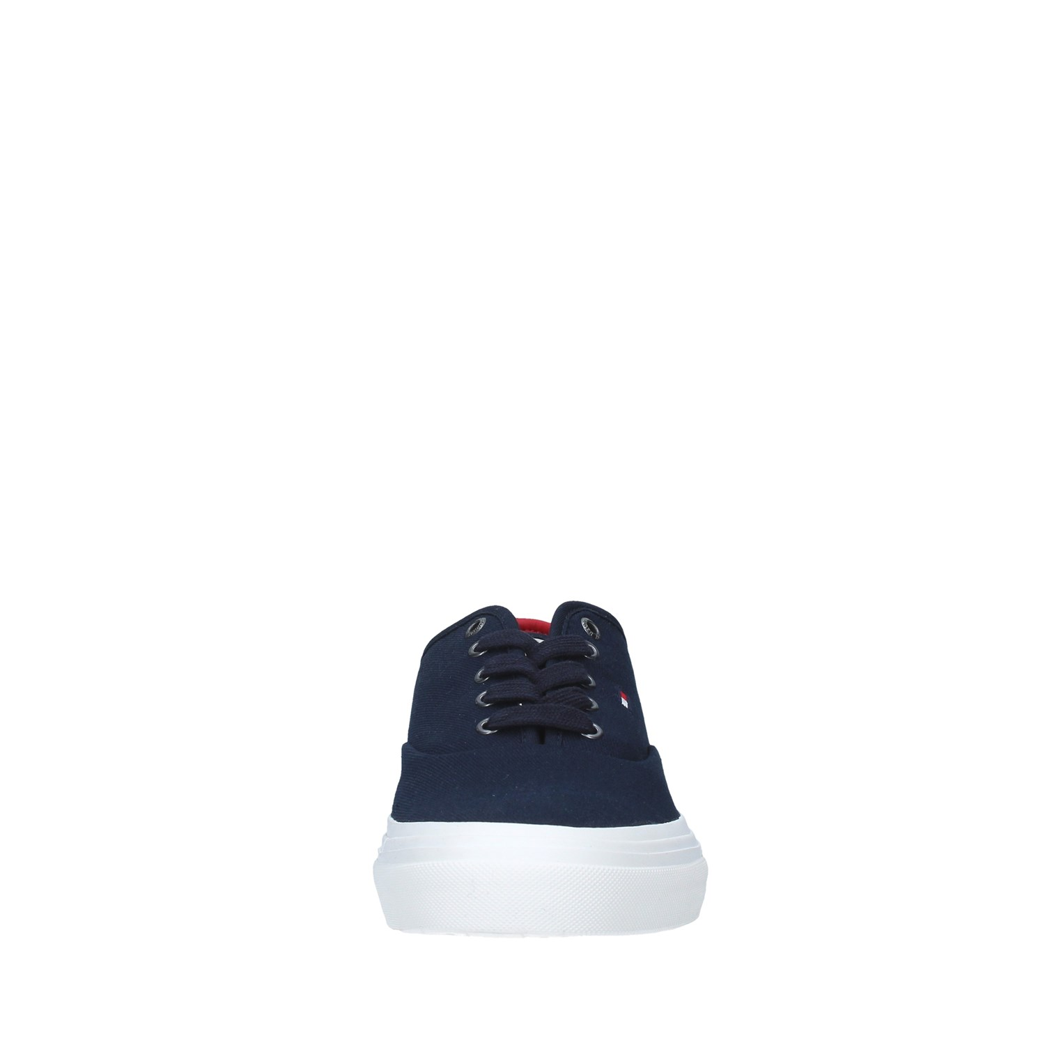 Tommy Hilfiger Shoes Man Sneakers BLUE FM0FM02670