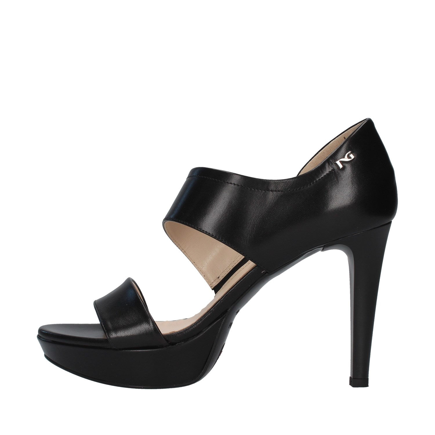 Nero Giardini Shoes Woman With heel BLACK E012810DE