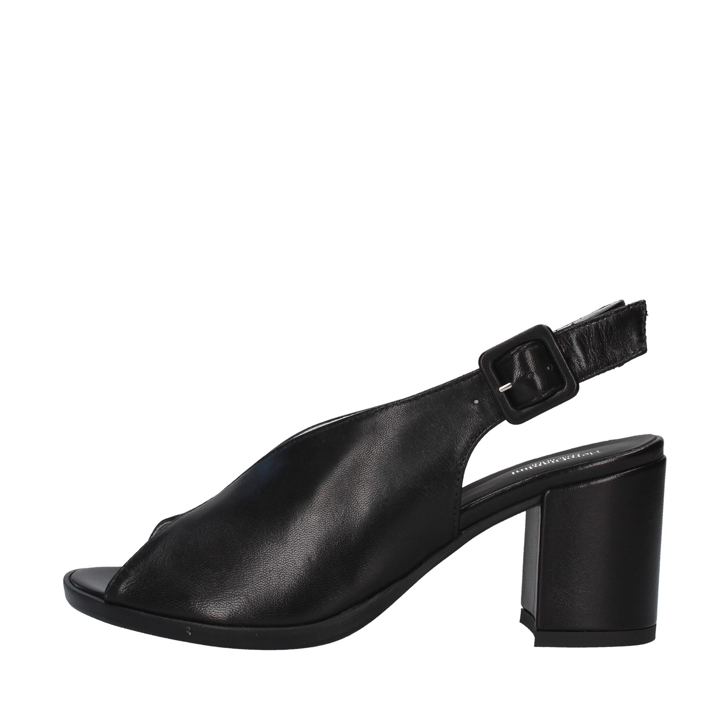 Nero Giardini Shoes Woman With heel BLACK E012271D
