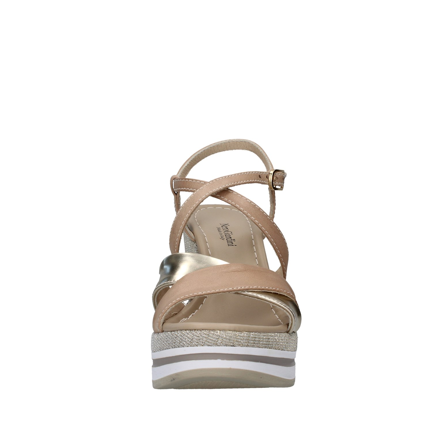 Nero Giardini Shoes Woman With wedge BEIGE E012460D