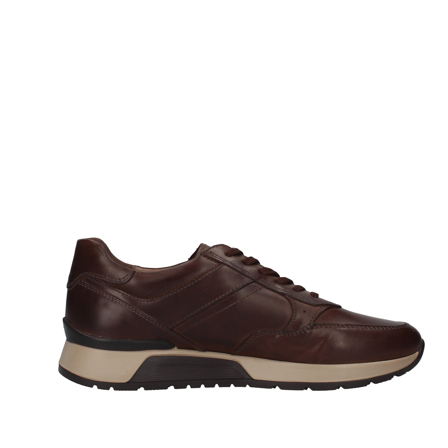 Nero Giardini Shoes Man low BROWN I001723U