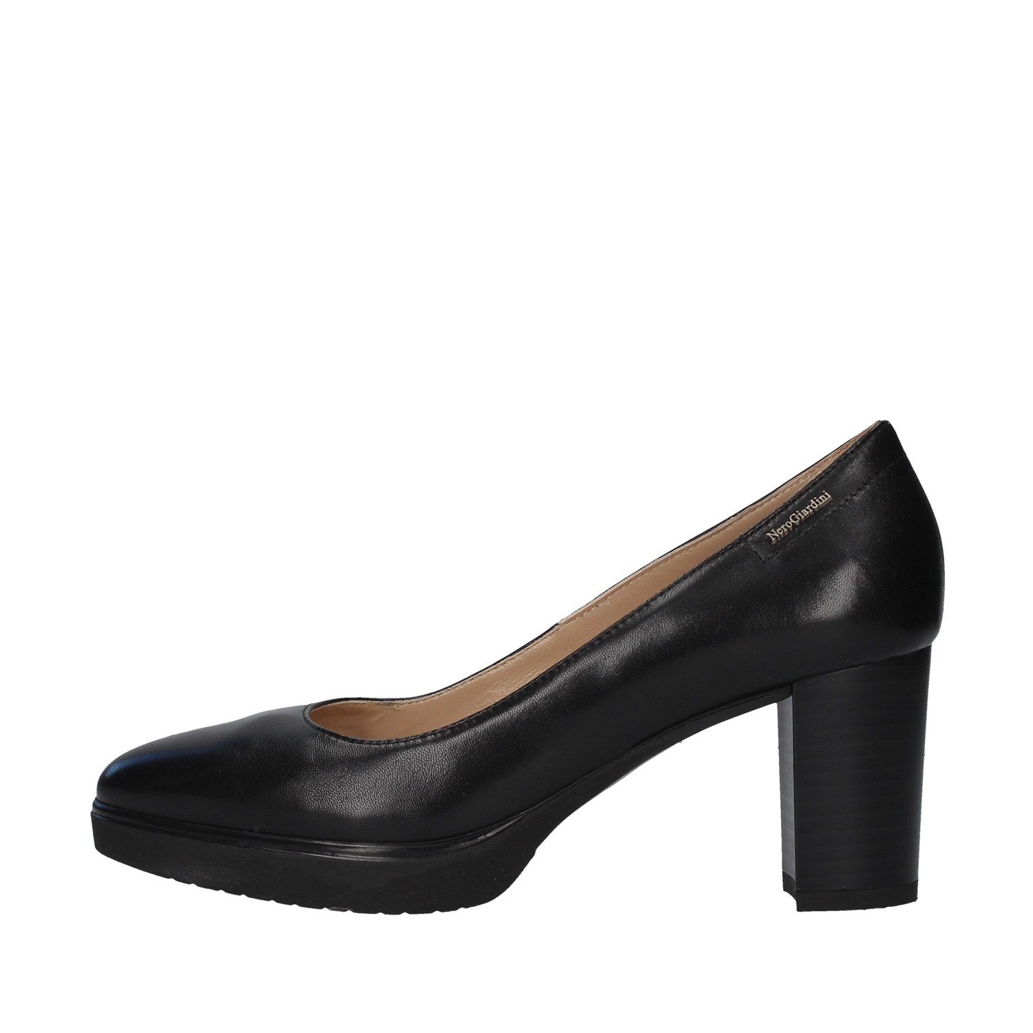 Nero Giardini Shoes Woman Decolletè BLACK I013000D