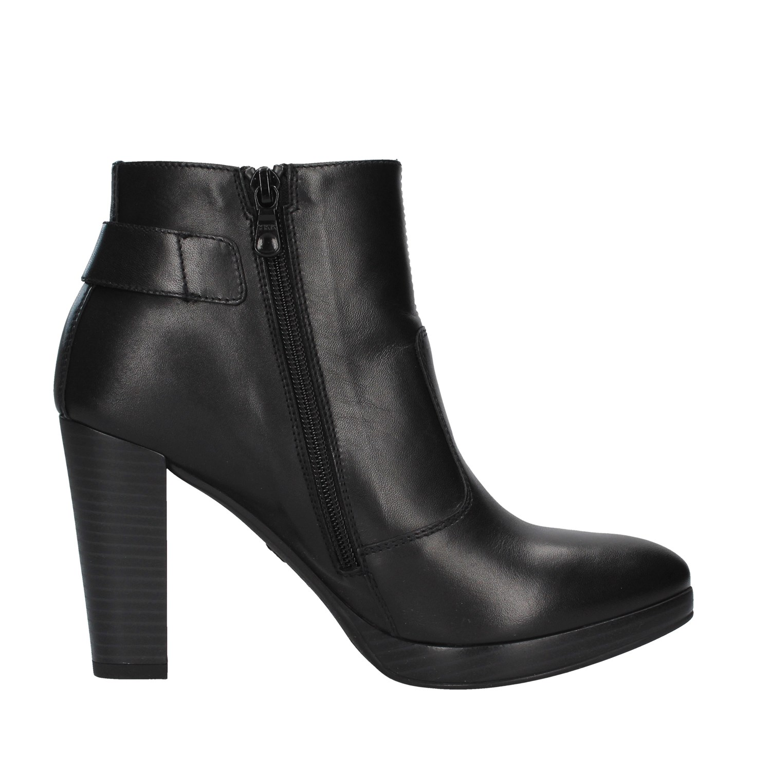 Nero Giardini Shoes Woman boots BLACK I013021D