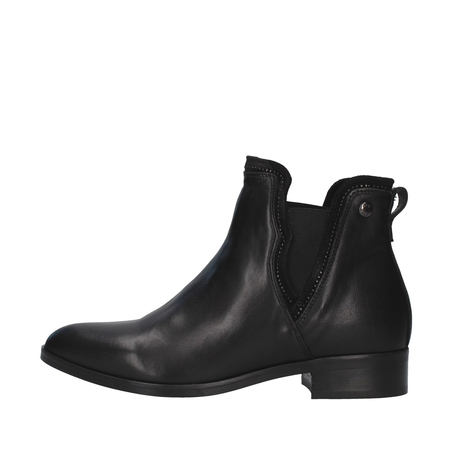 Nero Giardini Shoes Woman boots BLACK I013061D