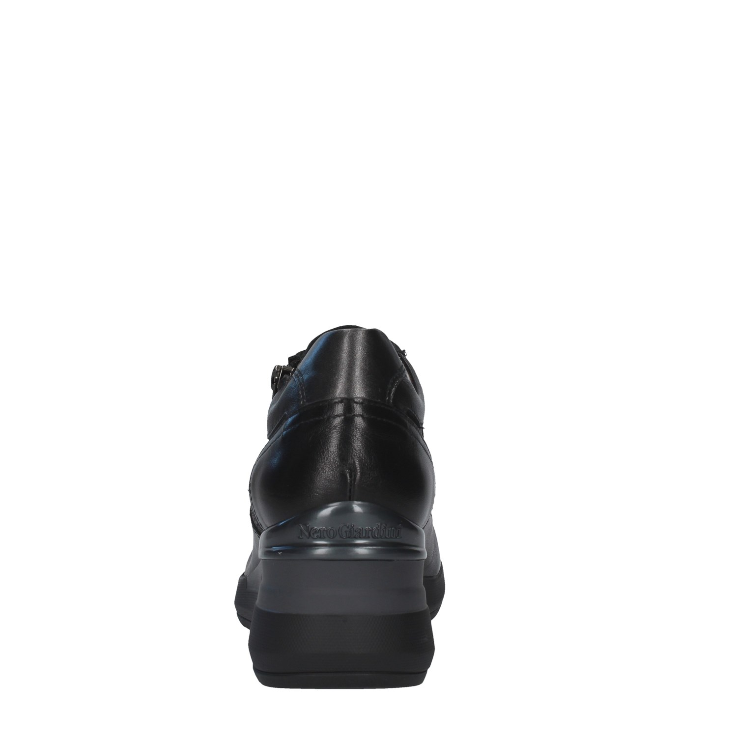 Nero Giardini Shoes Woman With wedge BLACK I013170D