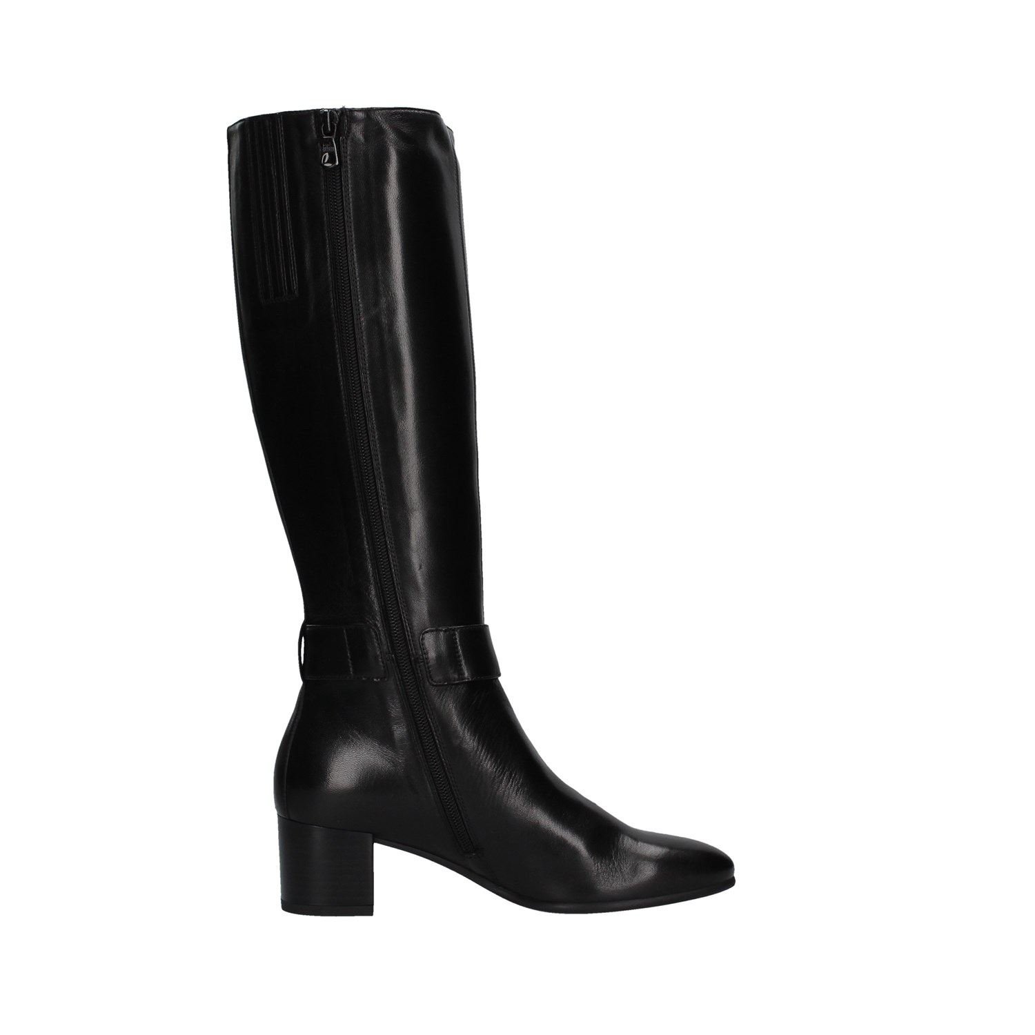 Nero Giardini Shoes Woman Under the knee BLACK I013577DE