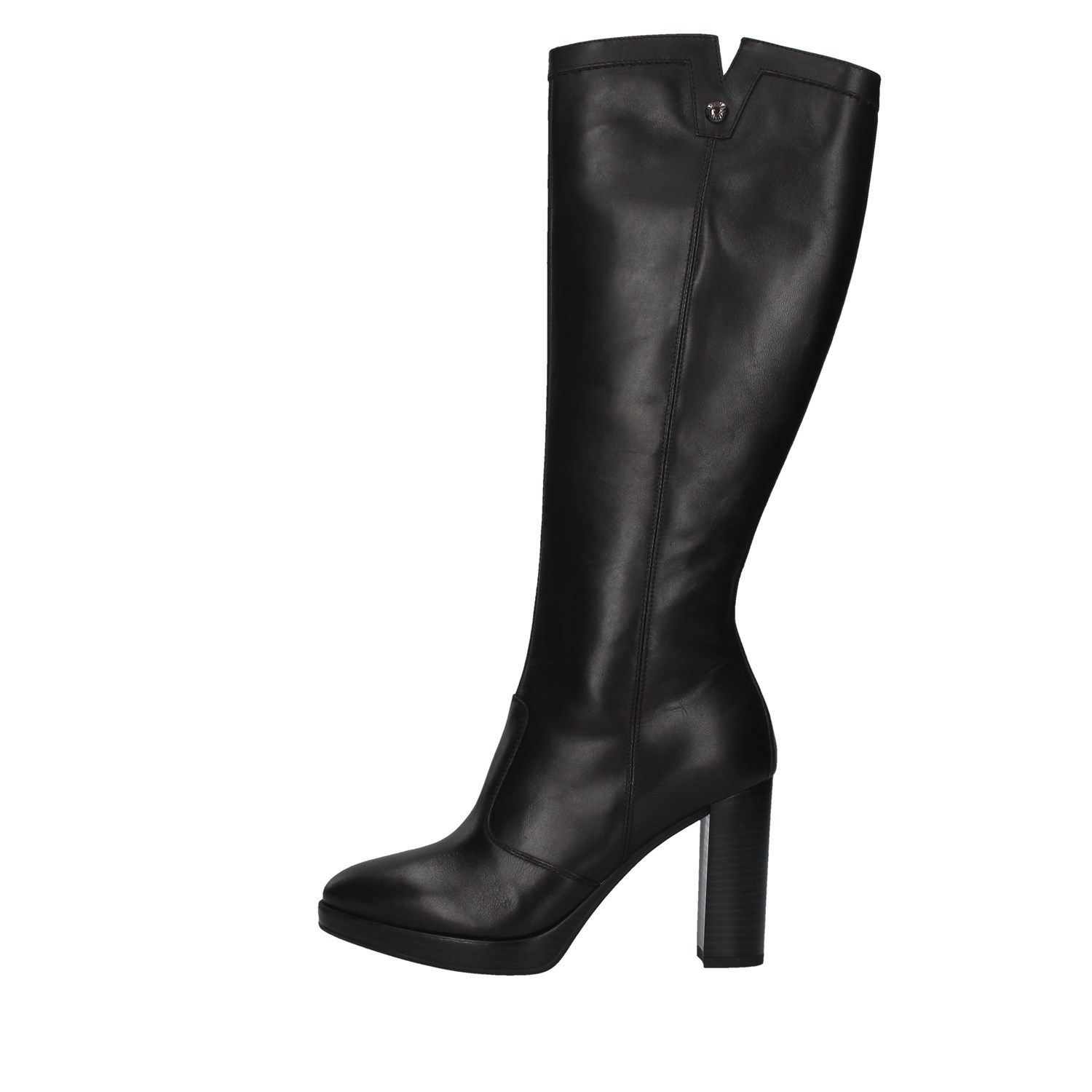 Nero Giardini Shoes Woman Under the knee BLACK I014020D