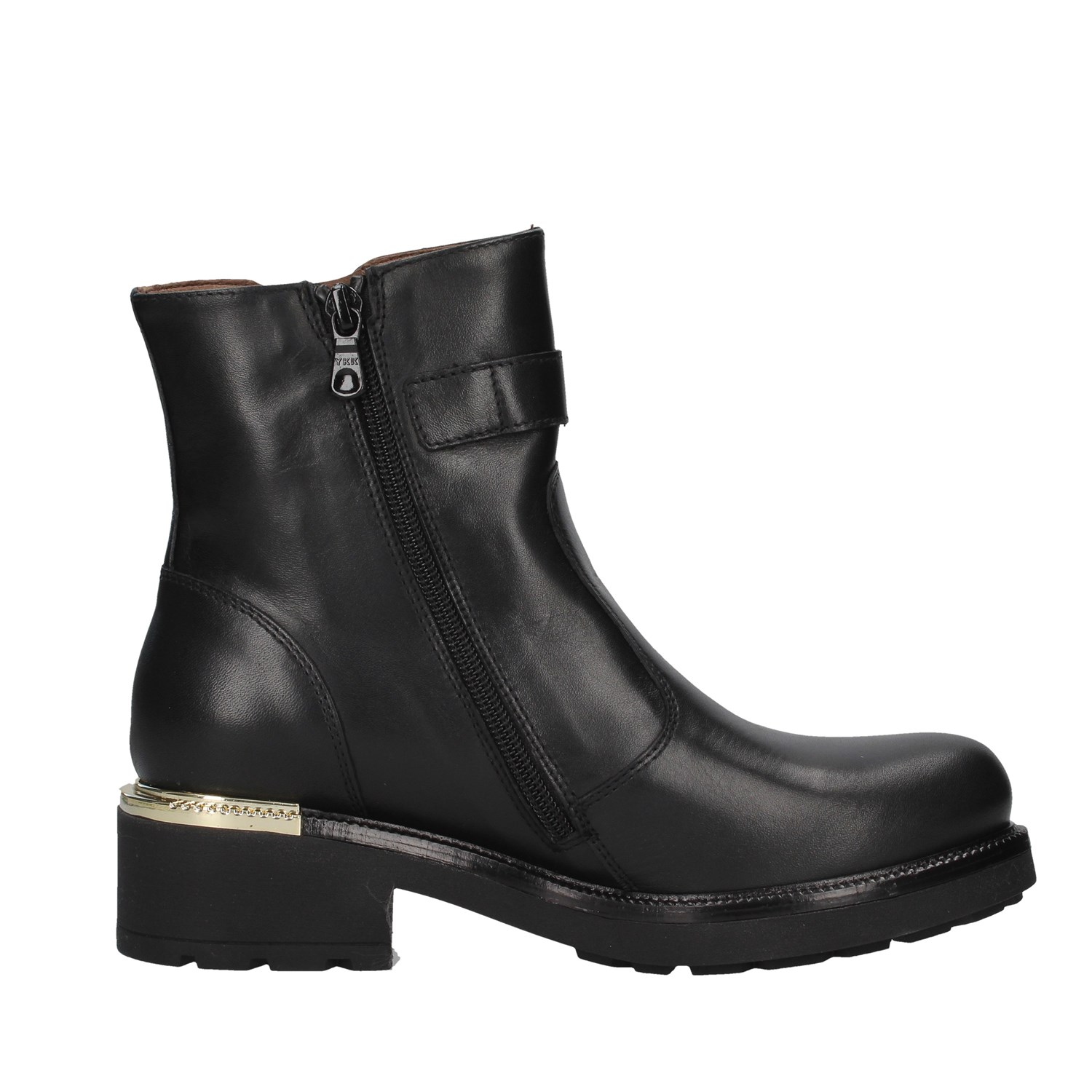 Nero Giardini Shoes Woman boots BLACK I014200D