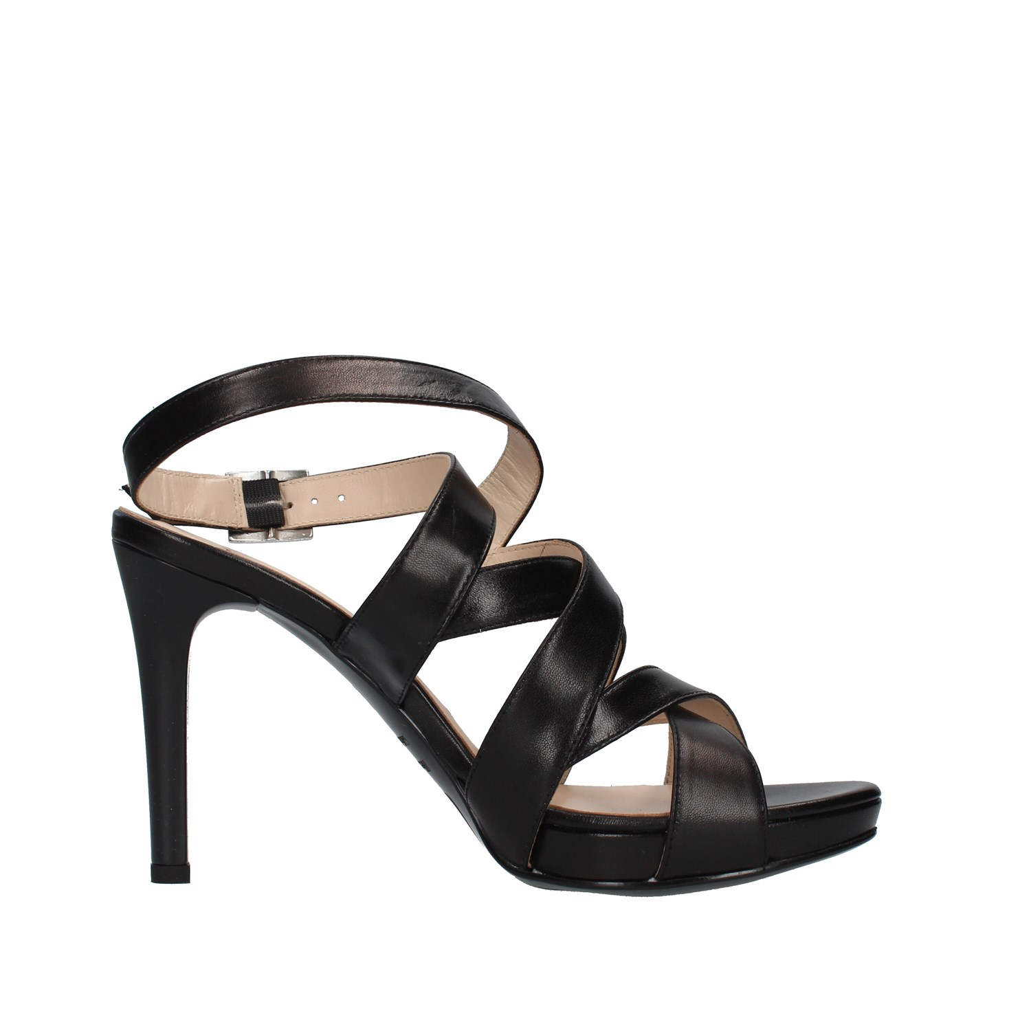 Nero Giardini Shoes Woman With heel BLACK E116500DE