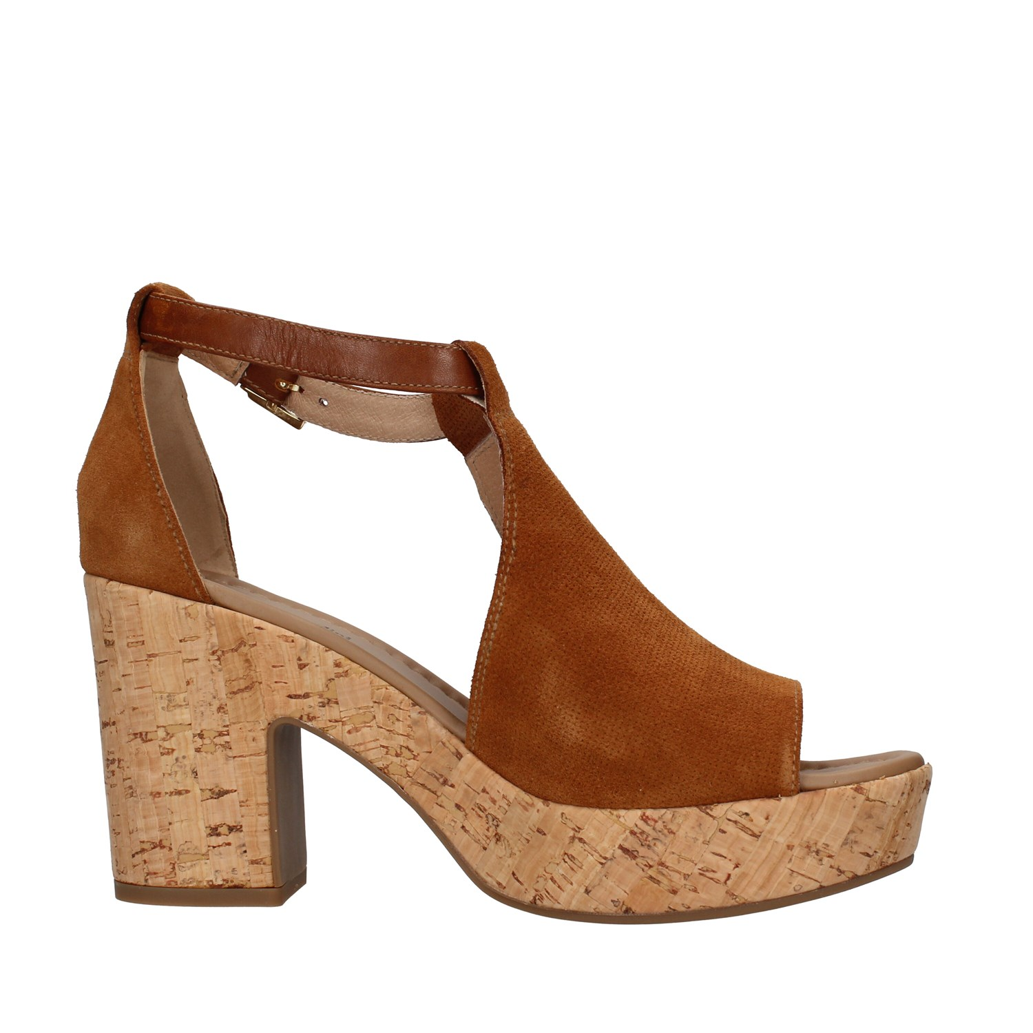 Nero Giardini Shoes Woman With heel BROWN E115820D