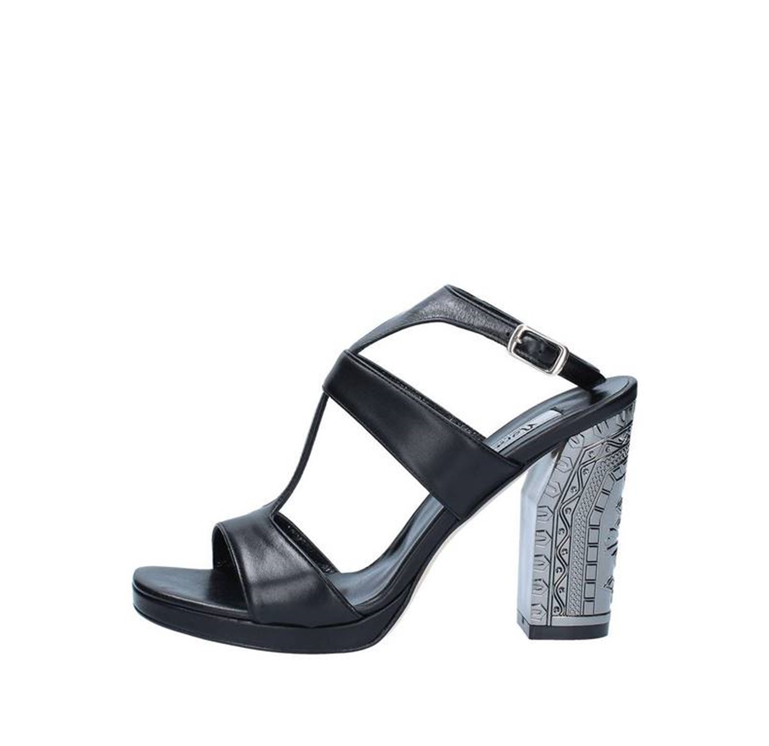 Norah Shoes Woman With heel BLACK SPL13