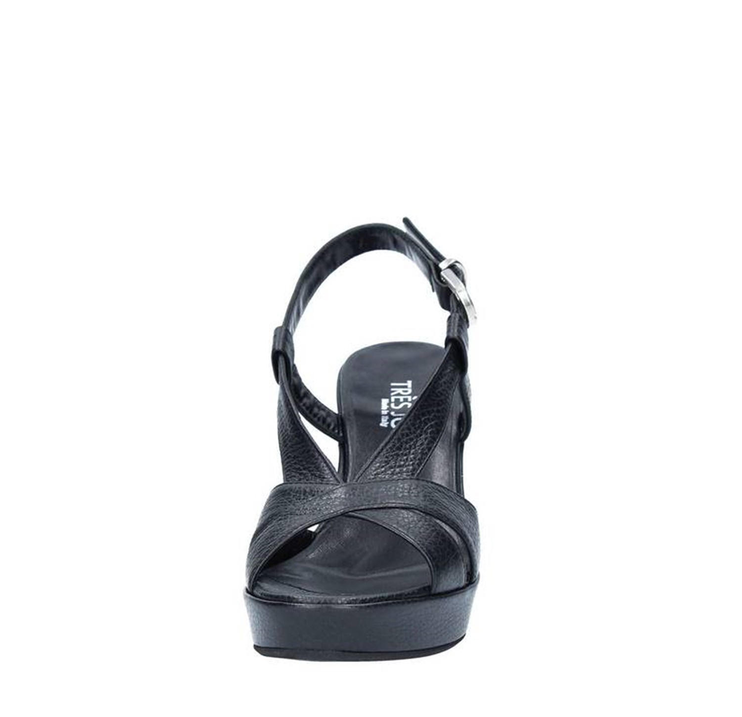 Tres Jolie Shoes Woman With heel BLACK 2501