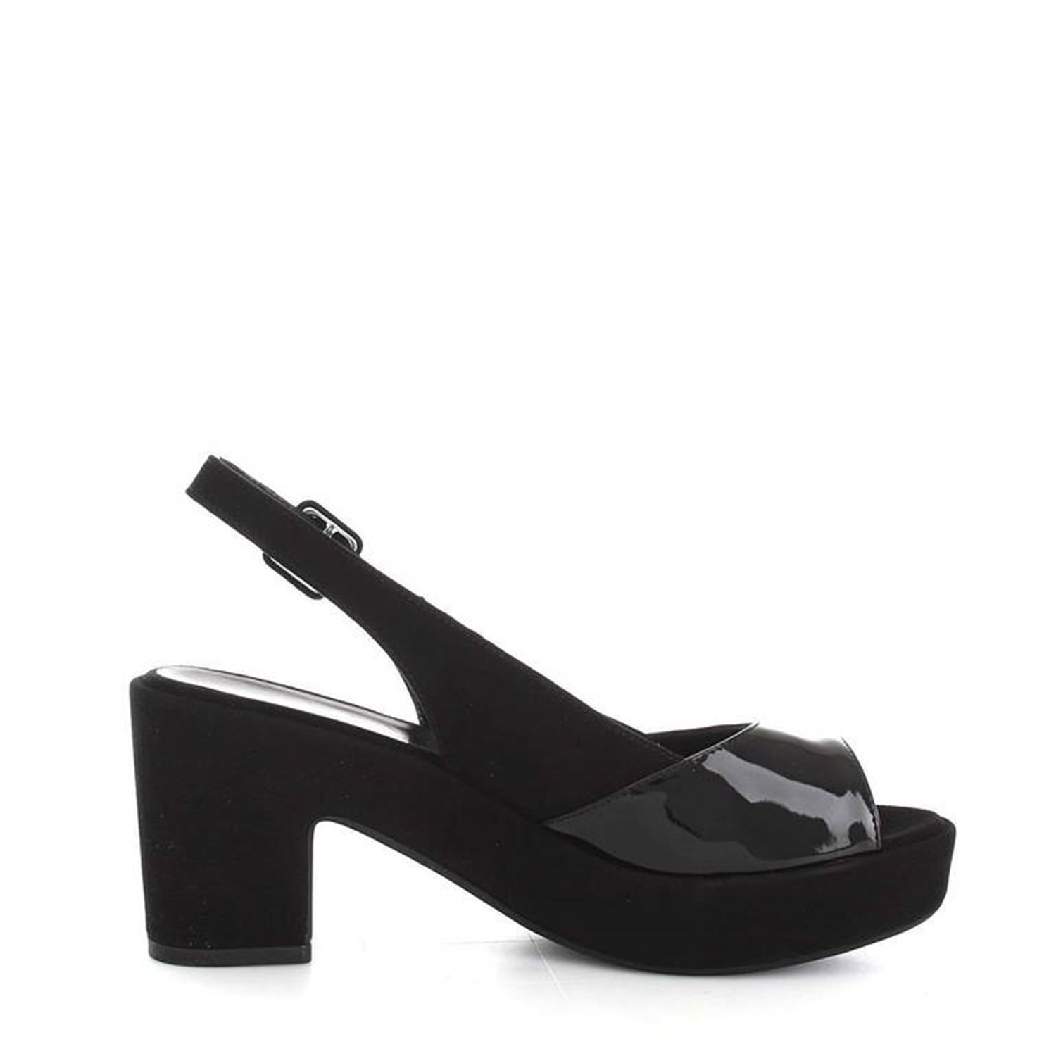 Tres Jolie Shoes Woman With heel BLACK 5127