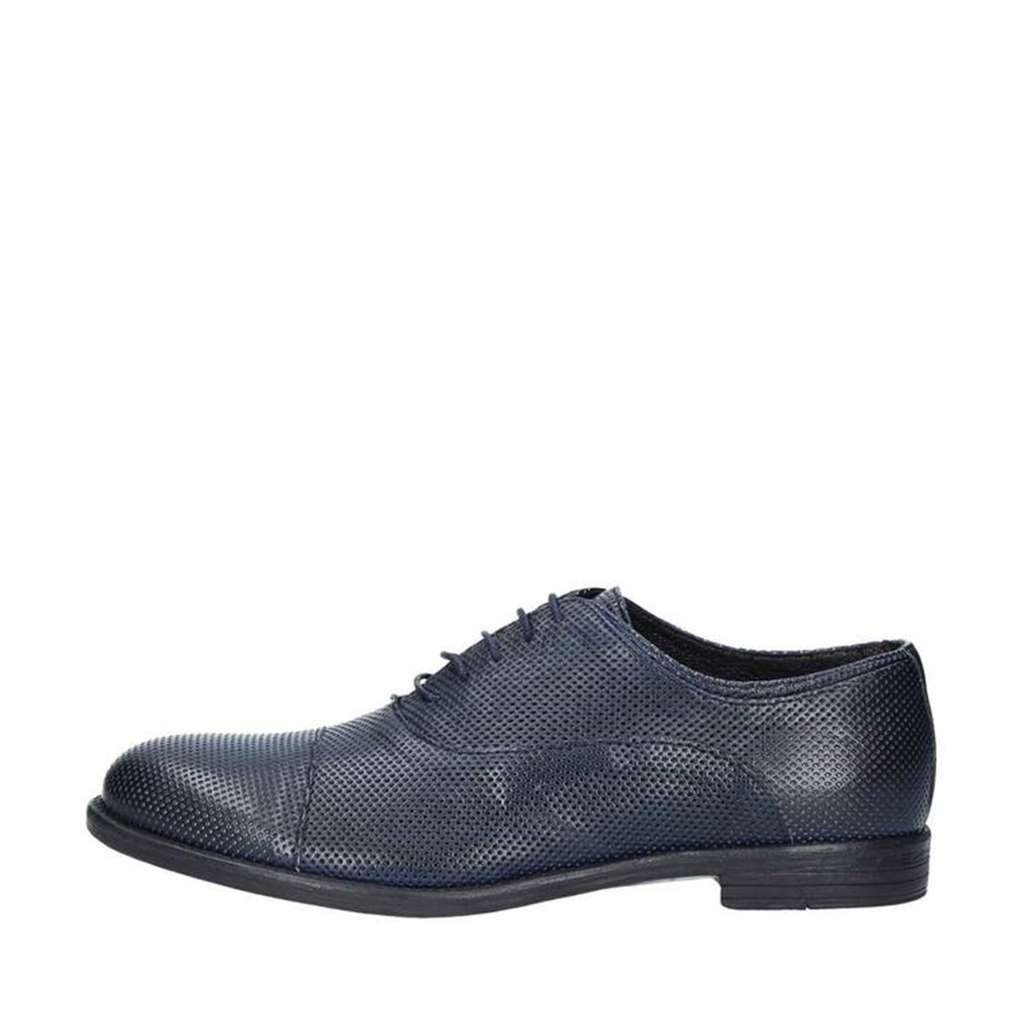Franco Fedele Shoes Man Laced BLUE 6251