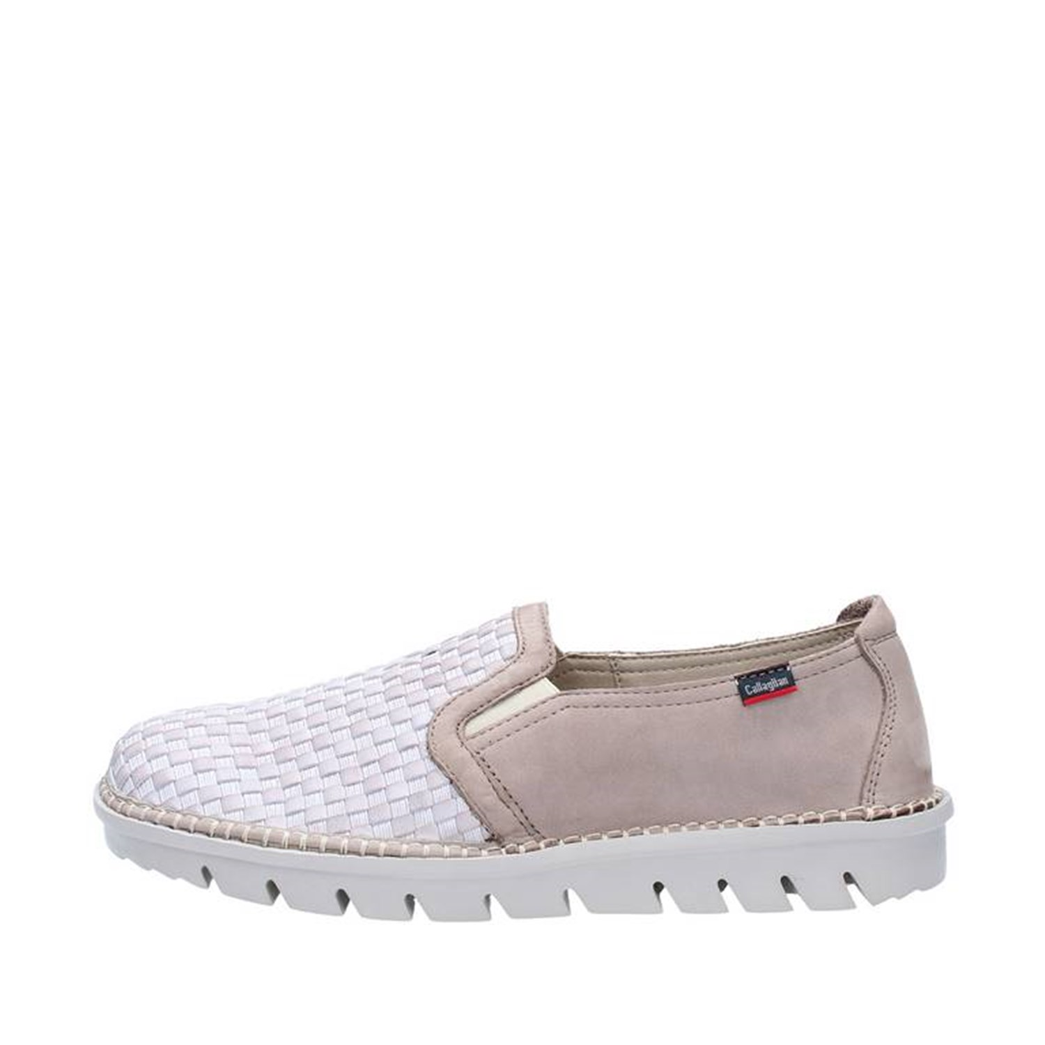 Callaghan Shoes Man Loafers WHITE 14505