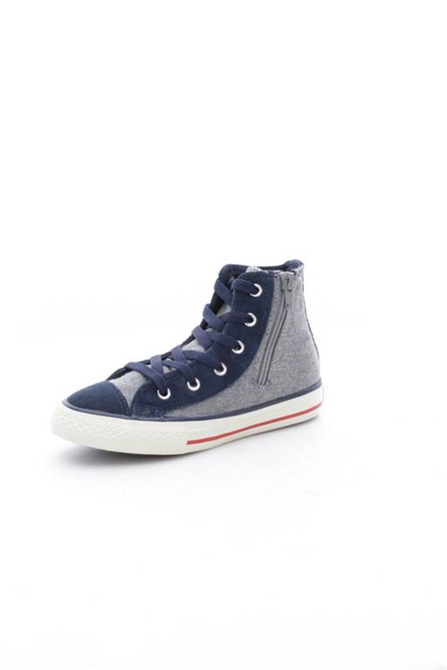 Converse Shoes Child low GREY 646380C