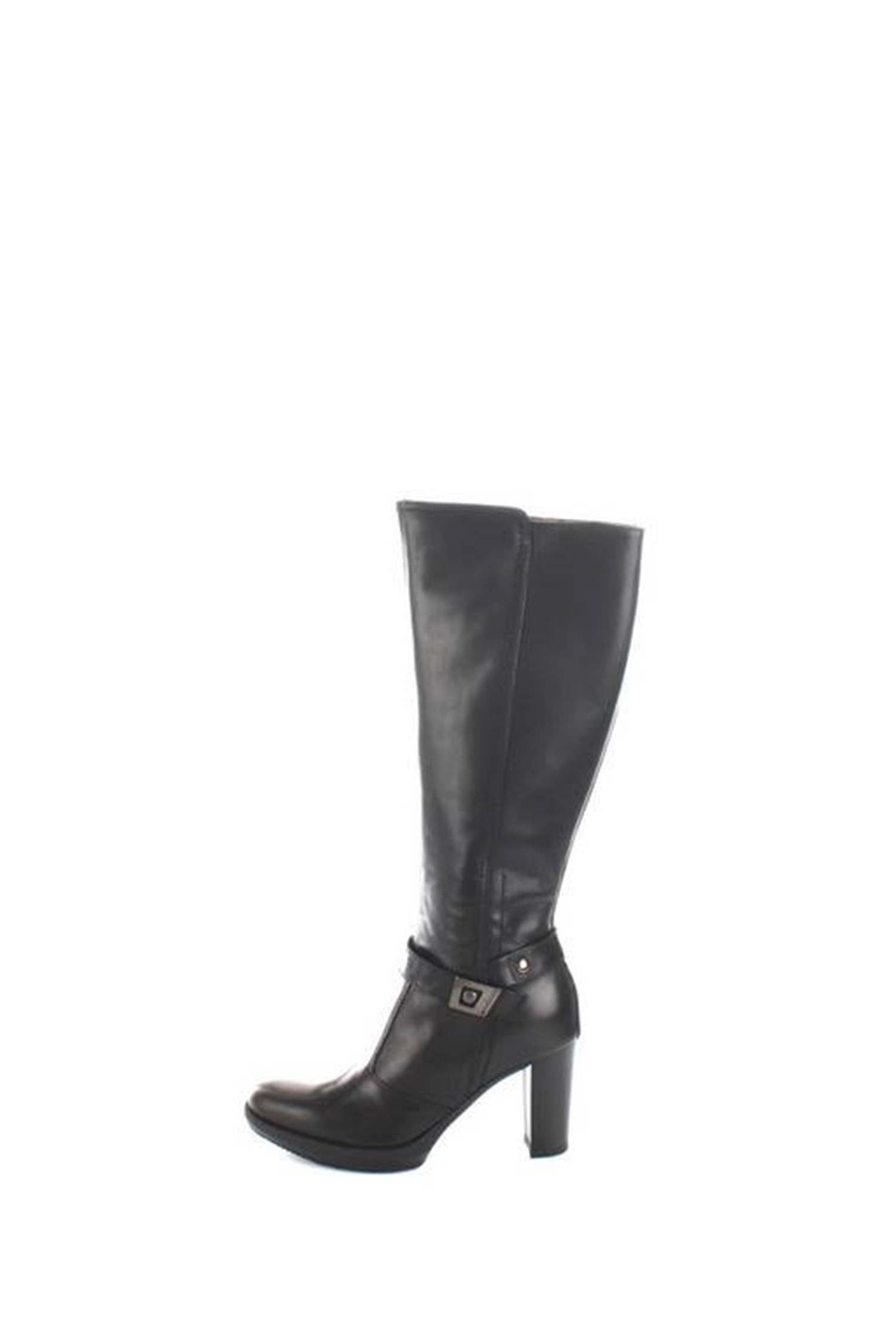 Nero Giardini Shoes Woman Under the knee BLACK A616404D