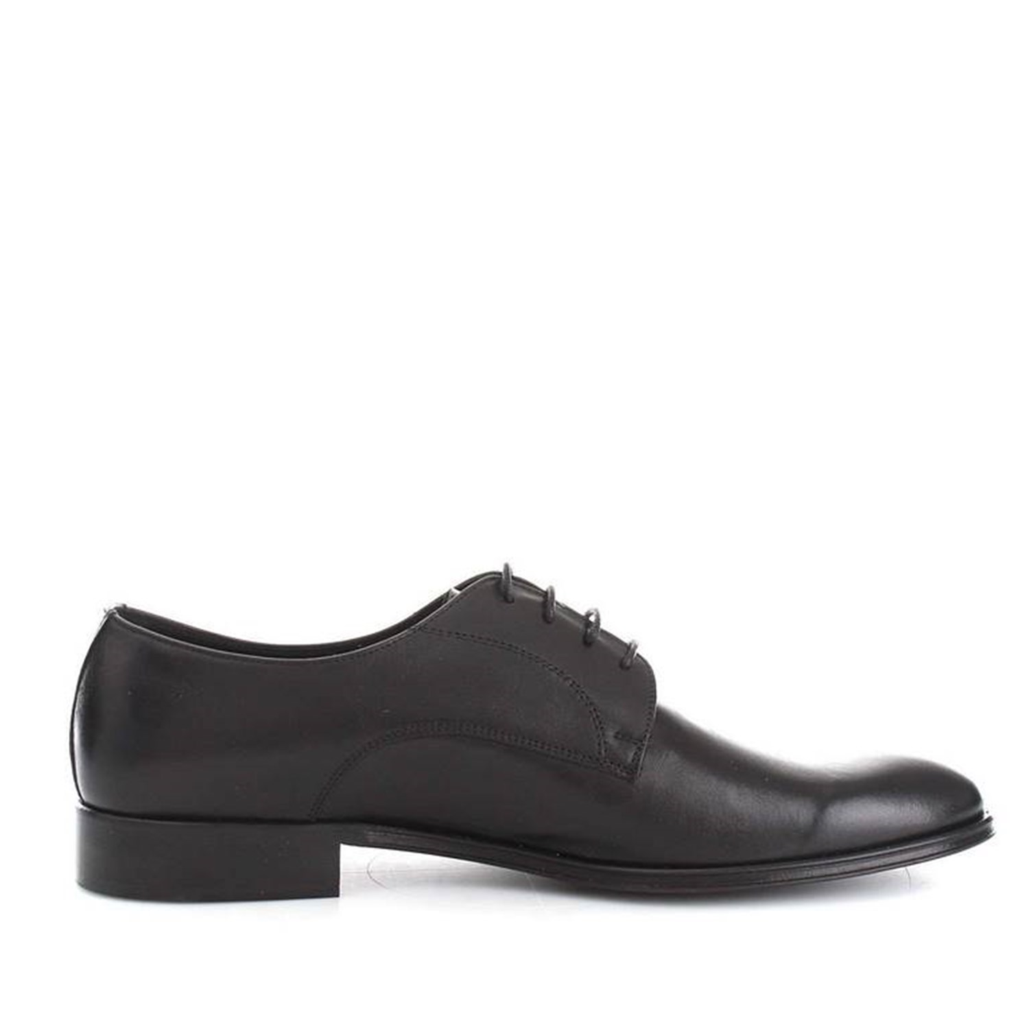 Franco Fedele Shoes Man Laced BLACK 2984