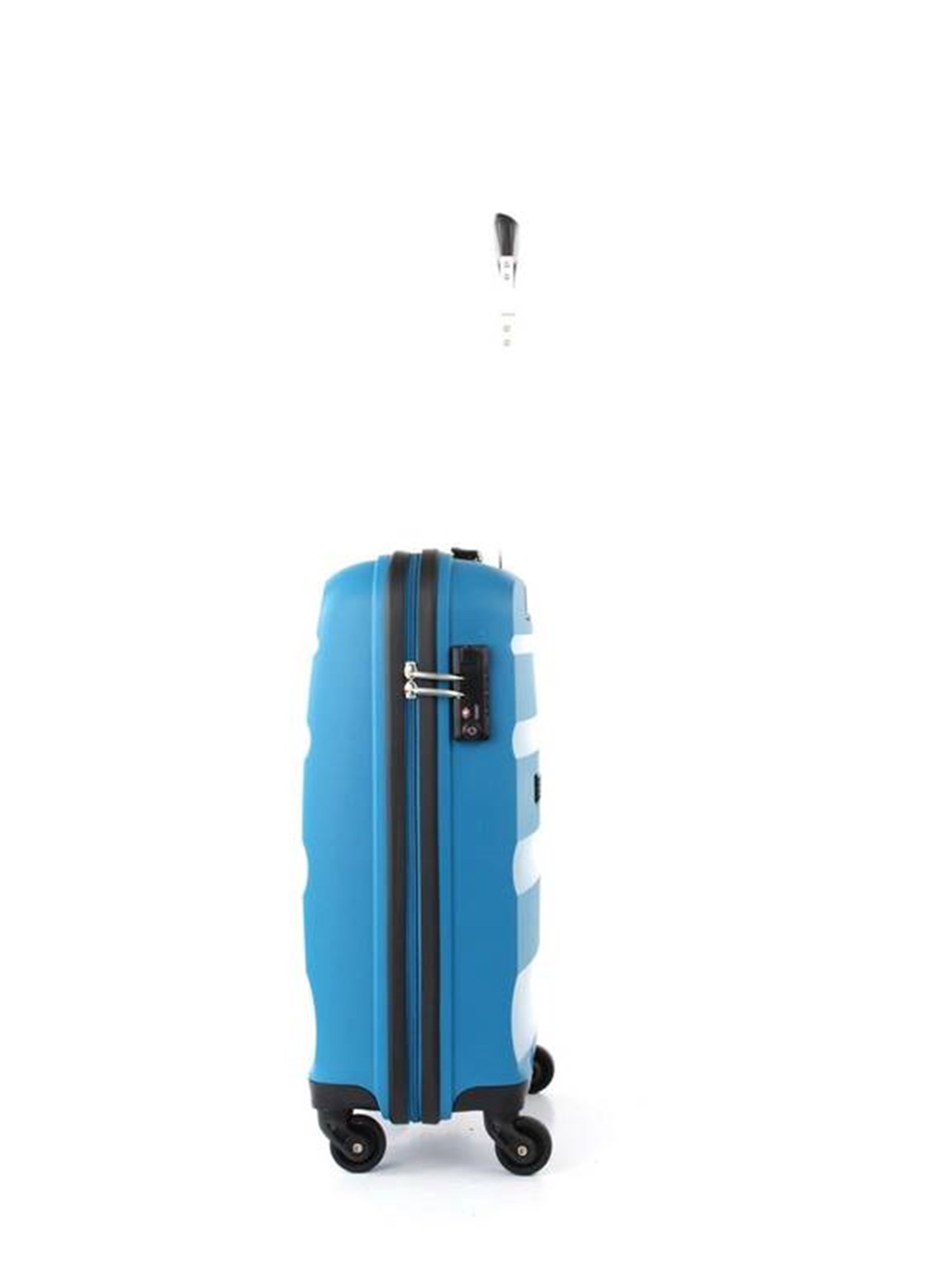 American Tourister Bags suitcases By hand LIGHT BLUE 85A022001