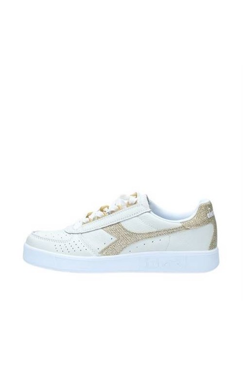 Diadora  low WHITE