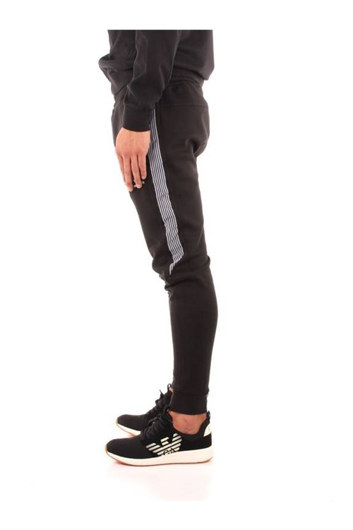 Ea7 Trousers BLACK