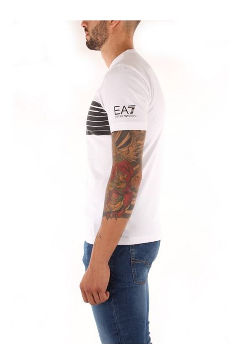 Ea7 T-shirt WHITE