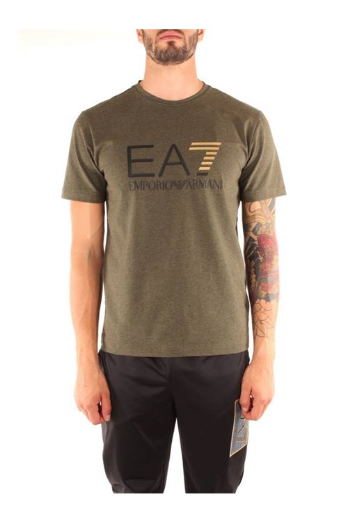 Ea7 T-shirt GREEN