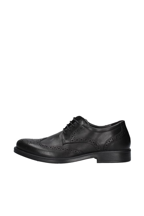 Enval Soft Shoes With Laces BLACK
