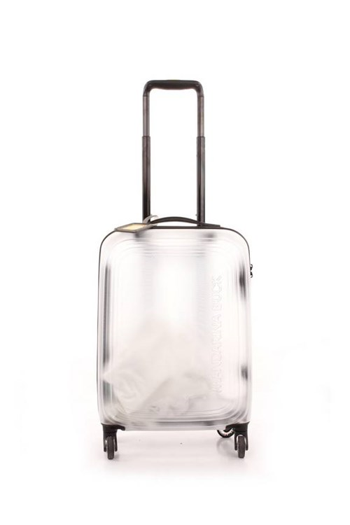 Mandarina Duck Hand luggage white