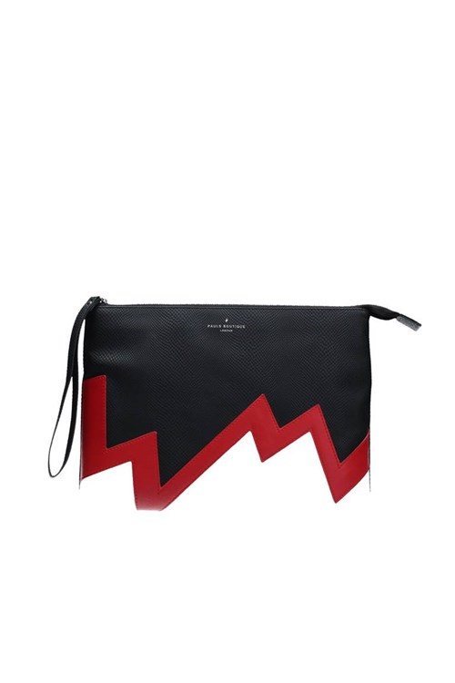 Pauls Boutique London Clutch BLACK