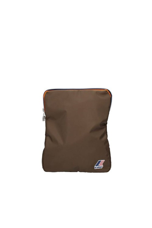 K-way Pouches BROWN
