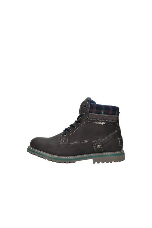 Wrangler Junior boots GREY
