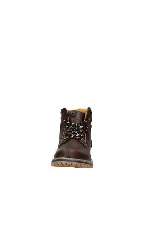 Wrangler Junior boots BROWN