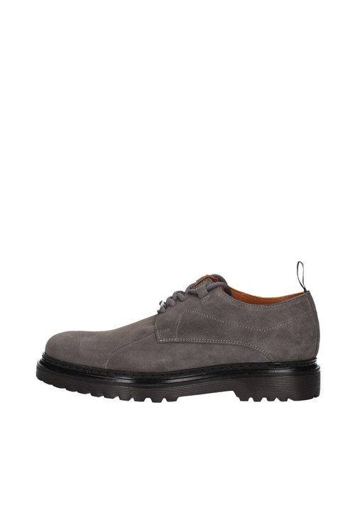 Cesare P. By Paciotti Shoes With Laces GREY