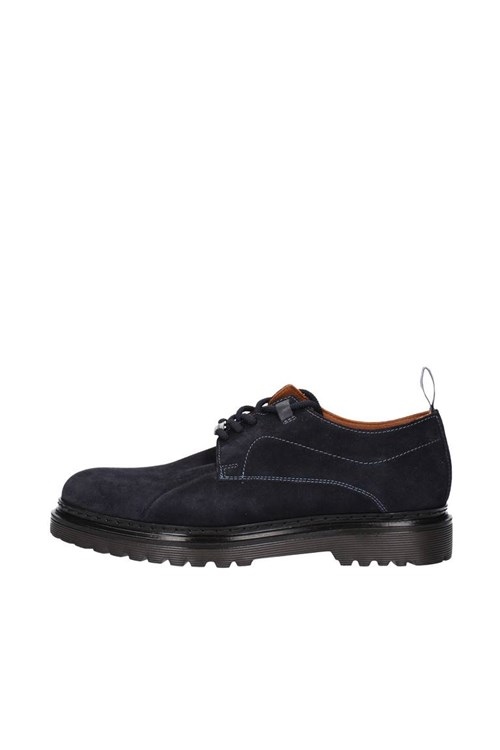 Cesare P. By Paciotti Shoes With Laces BLUE