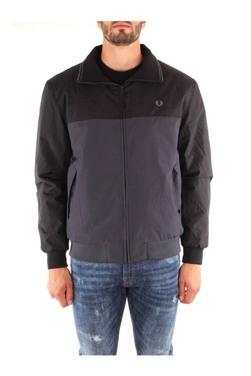 Fred Perry Outerwear GRAPHITE